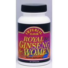 Royal Ginseng for Women