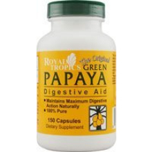 Green Papaya 150 capsules