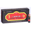 Chinese Red Panax Ginseng and Royal Jelly Extract